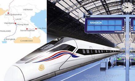 รถไฟความเร็วสูง 'จะกระตุ้นเศรษฐกิจ' ประยุทธ์คึกคักเหตุดีลจีน