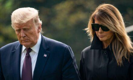 ข่าวด่วน! ประธานาธิบดีโดนัลด์ทรัมป์และสุภาพสตรีหมายเลขหนึ่ง Melania Trump ติดเชื้อ Covid-19