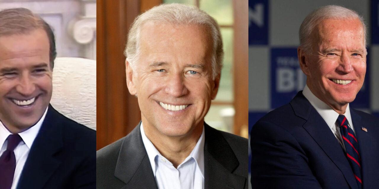 โจ ไบเดน สมัครเลือกตั้งประธานาธิบดีสหรัฐอเมริกาถึง 3 คร้ง 1988, 2008, 2020