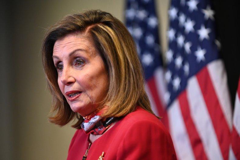 Nancy Pelosi อาจเป็นประธานาธิบดีได้หากการเลือกตั้งยังไม่ได้รับการรับรองตามกำหนดเวลา