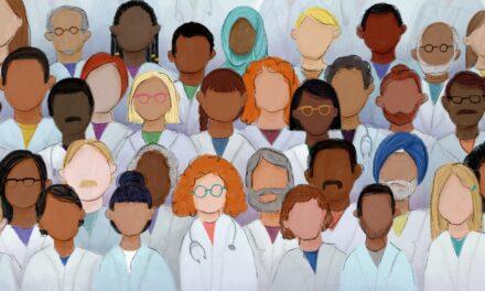 ใบสมัครโรงเรียนแพทย์พยาบาลเพิ่มขึ้นอย่างมากในสหรัฐอเมริกาปี 2020