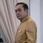 ผู้นำไทย นายกรัฐมนตรีประยุทธจันทร์โอชา ต้องเผชิญกับคำตัดสินของศาลที่อาจทำให้เขาต้องพ้นจากตำแหน่ง