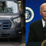 โจ ไบเดิน จะเริ่มเปลี่ยนรถยนต์ทั้งหมดของรัฐบาล มาเป็นรถยนต์ไฟฟ้า