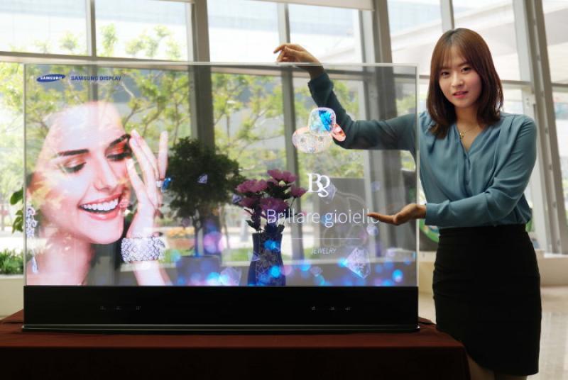 ท่ามกลางศัตรูร้ายโควิด19 ที่สร้างความเดือดร้อนให้กับทุกคน LG และ Samsung ออกทีวีจอใสมาสู่ตลาดเทคโนโลยี่ใหม่
