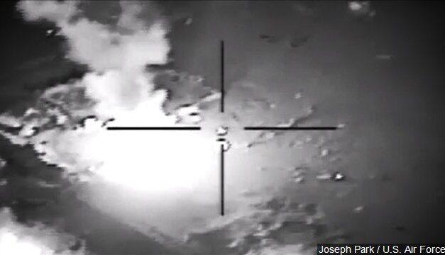 สหร้ฐเปิดการโจมตีทางอากาศเป็นการปฏิบัติการทางทหารครั้งแรกที่ดำเนินการโดยฝ่ายบริหารของ Biden เมื่อเย็นวันที่ 25