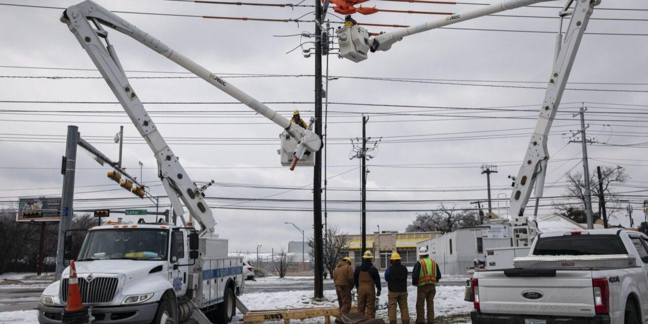 มีไฟฟ้าใช้ในช่วงพายุหิมะของเท็กซัส แต่ตอนนี้เขาติดเงินค่าไฟ $16,752