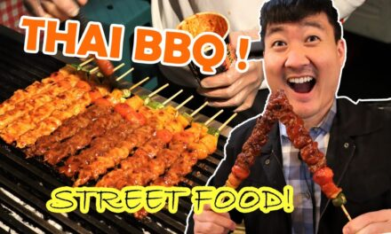THAI BBQ STREET FOOD! | What to Eat in LOS ANGELES in 2021