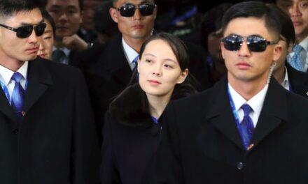"""เกาหลีคิมโยจง น้องสาวที่มีอำนาจของ Kim Jong Un เตือนสหรัฐฯให้"""" ละเว้นจากการทำให้ส่งกลิ่นเหม็น"""" หากต้องการ"""" หลับอย่างสงบ"""" ต่อไปสี่ปี"""