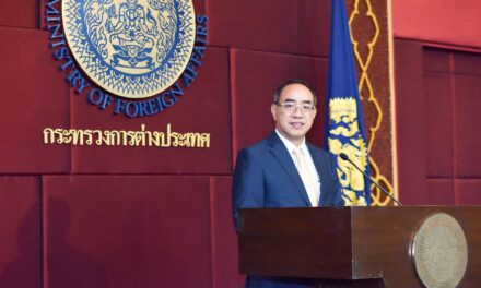 ประเทศไทยลดการกักกันเอกสารสำหรับการฉีดวัคซีน