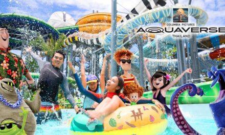 โซนี่พิคเจอร์สเตรียมเปิดสวนสนุกและสวนน้ำในเดือน ต. ค. 2564 ในประเทศไทย