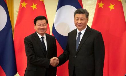 ญี่ปุ่น-ไทย-เวียดนาม อัดฉีดเงินลงทุน ต้านอิทธิพลจีนในลาว