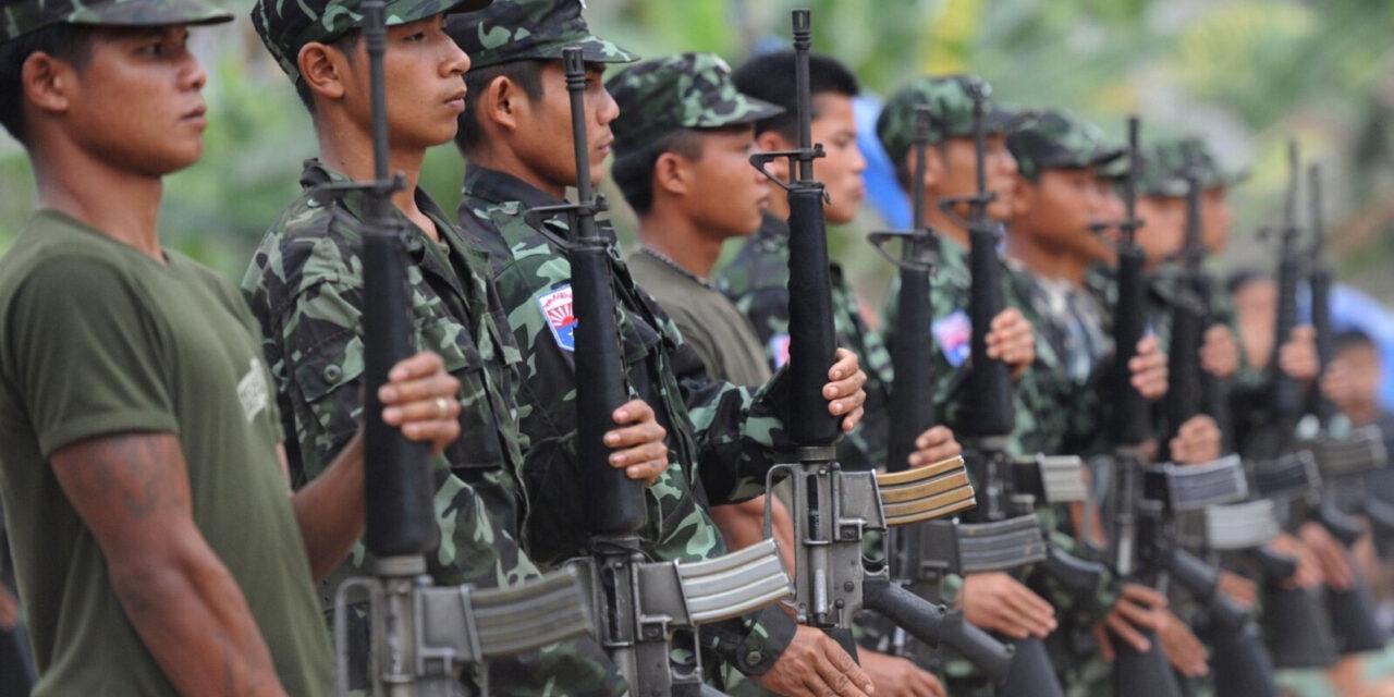 กองกำลังกระเหรี่ยงเคเอ็นยู ประกาศยืนหยัดต่อต้านกองทัพเมียนมา