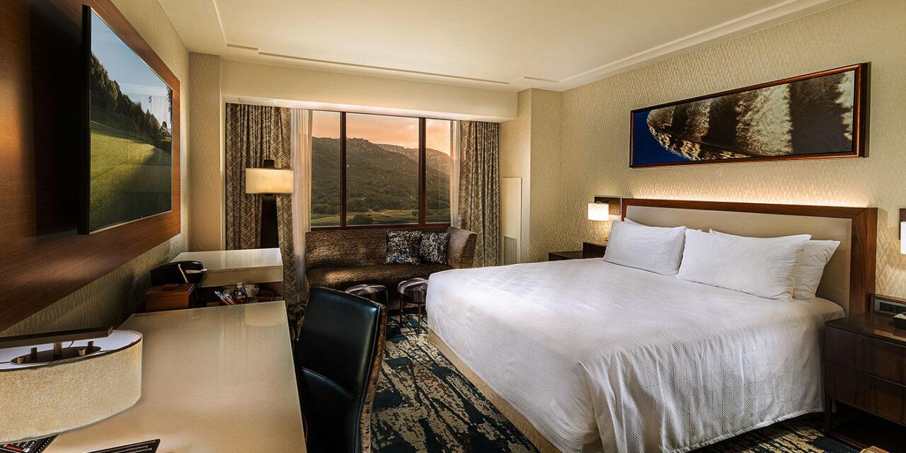 Pechanga Resort Casino ประกาศข่าว เปิดให้บริการโรงแรม , สปา และสระว่ายน้ำ The Cove อีกครั้ง
