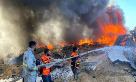 คนงานไทยเสียชีวิต 2 รายจากเหตุอิสราเอล-ปาเลสไตน์ เดินหน้าถล่มจรวดข้ามพรมแดน –