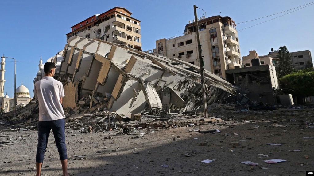 อิสราเอลระดมโจมตีฉนวนกาซาสังหารประชาชนกว่า 23 ราย!