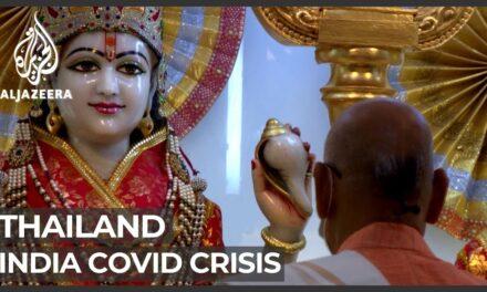 ไทยได้รับผลกระทบจากวิกฤต COVID ของอินเดีย Little India พาหุรัด