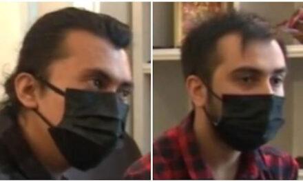 ชายชาวเมียนมา (พม่า) 2 คนถูกชายผิวขาวชกต่อยขณะถ่ายภาพในแมนฮัตตันในนิวยอร์กซิตี้เมื่อบ่ายวันเสาร์