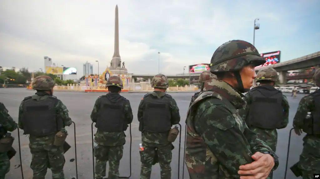 คนไทยหลายเมืองทั่วสหรัฐฯ ร่วมกิจกรรมรำลึก 7 ปีรัฐประหารในไทย