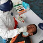 ประเทศไทยมีผู้ติดเชื้อไวรัสโคโรนาสายพันธุ์บราซิลเป็นรายแรกในการกักกัน