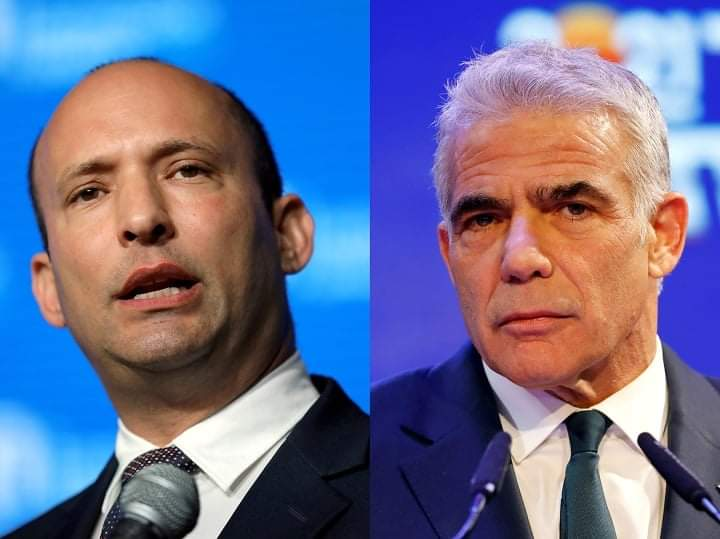 คู่แข่งบรรลุข้อตกลงตั้งรัฐบาลใหม่ทันเส้นตาย เนทันยาฮูใกล้ตกเก้าอี้นายกฯอิสราเอล