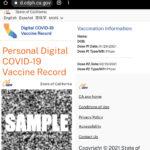 แคลิฟอร์เนียเปิดตัวระบบบันทึกวัคซีนโควิด-19 แบบดิจิทัล