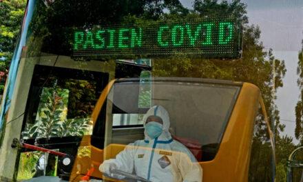 โควิดกลายพันธุ์เดลตา ดันยอดติดเชื้อโควิด-19 ในอินโดนีเซียทะลุ 2 ล้านราย
