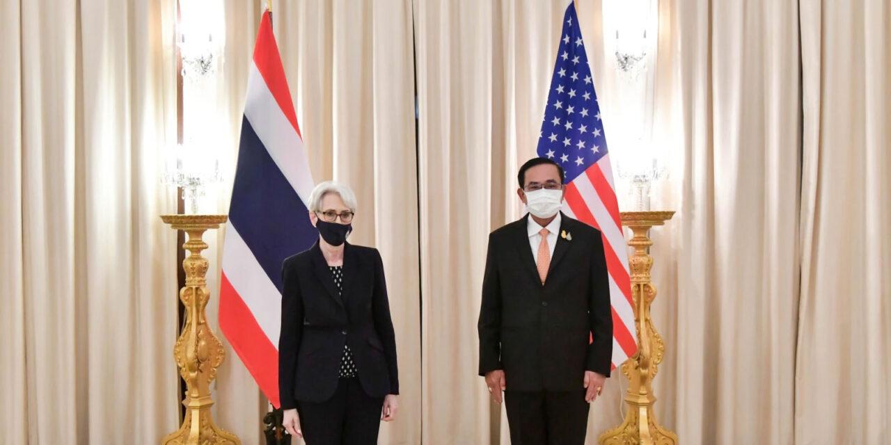 รมช.ต่างประเทศสหรัฐฯ คาดหวังอาเซียนยื่นมือแก้วิกฤตเมียนมาโดยเร็ว