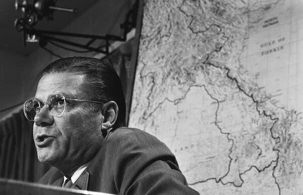 ความลับและการโกหกในสงครามเวียดนาม เปิดเผยในเอกสารมหากาพย์ฉบับเดียว