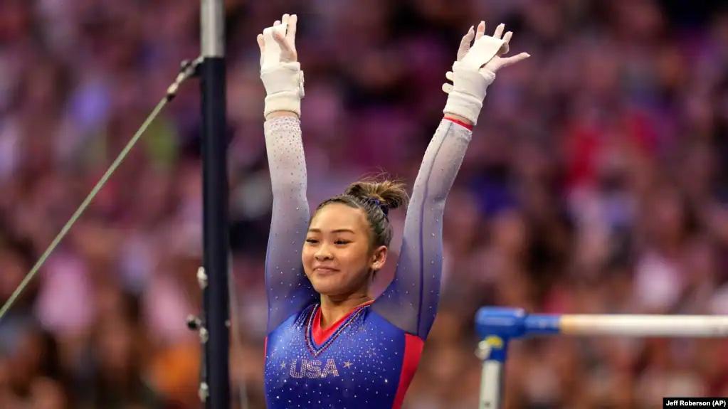 จับตา 'สุนิสา ลี' ความหวังยิมนาสติกสหรัฐฯที่โอลิมปิก