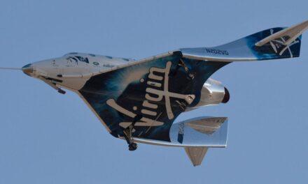 Virgin Galactic เริ่มต้นขายตั๋วอวกาศใหม่ $450,000