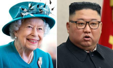 พระราชวังอังกฤษ: ราชินีส่งข้อความแสดงความยินดีถึงคิมจองอึน เรื่องจริง