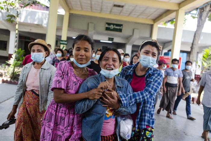 ยูเอ็น: รัฐบาลทหารเมียนมาอาจกระทำการเข้าข่าย 'ก่ออาชญากรรมต่อมวลมนุษย์'