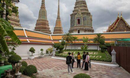 รัฐบาลไทยเลื่อนแผนเปิดเมืองรับนักท่องเที่ยวอีกครั้งจนถึงเดือนพฤศจิกายน