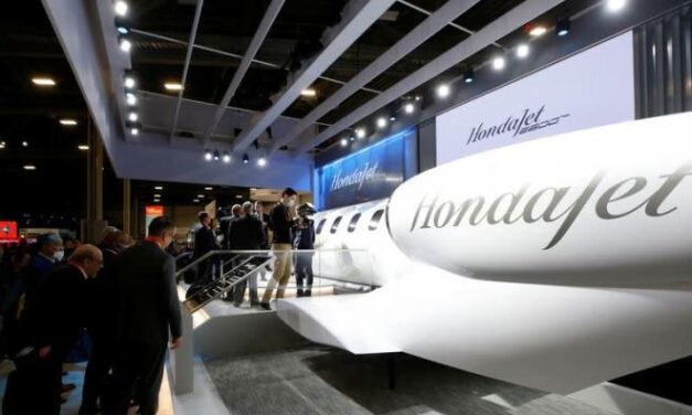 Honda เปิดนำเสนอเครื่องบินเจ็ตเบารุ่นใหม่ ทะยานสู่การเดินทางส่วนตัว